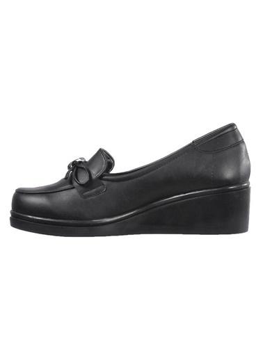 Polaris 92.151039 Siyah Kadın Günlük Ayakkabı Siyah